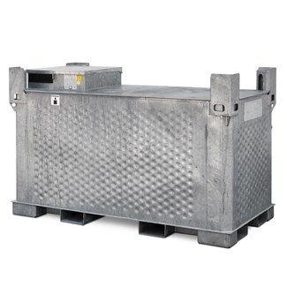 Üzemanyagtartály TFC 3000 Mutatás a Trotec Webshopban